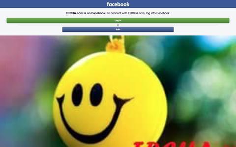 Screenshot of About Page facebook.com - FRCHA.com - 7 Photos - Website - - captured Sept. 22, 2018