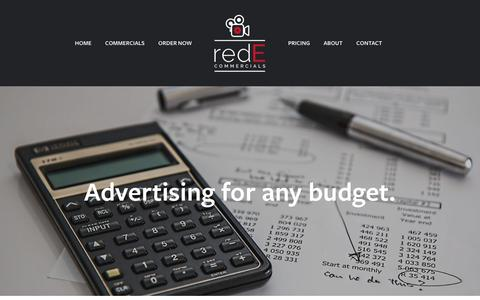 Screenshot of Pricing Page redecommercials.com - Pricing — redE Commercials - captured July 10, 2018