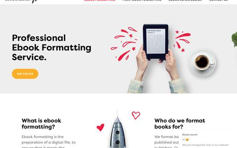 Ebook Formatting Service for Authors: Professional, Fast, Affordable