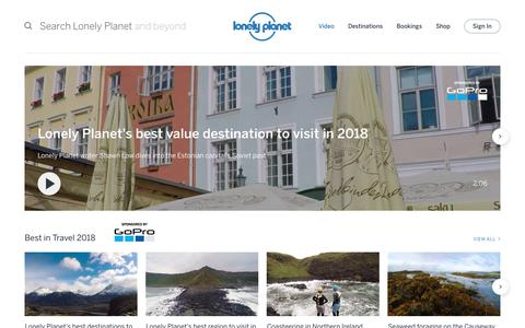 Destination videos & inspiring travel clips - Lonely Planet video
