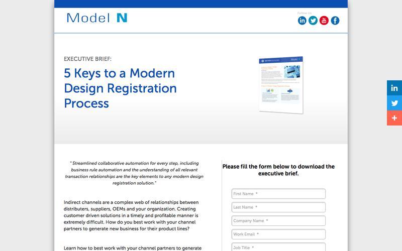 5 Keys to a Modern Design Registration Process