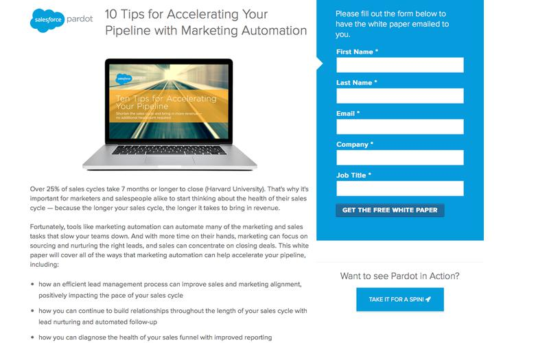 Accelerate Your Pipeline with Marketing Automation