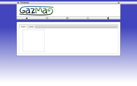 Screenshot of Press Page gazmag.hu - Média | GazMag - captured July 16, 2018