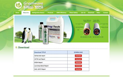 Screenshot of Testimonials Page greenwaveindia.in - Greenwave Products Pvt. Ltd. - captured Sept. 30, 2018