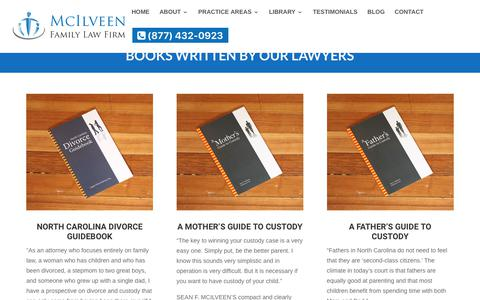 Books Written By Our Lawyers | McIlveen Family Law Firm