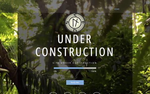 Screenshot of Home Page bumonk.com - bumonkllc - captured Oct. 11, 2017