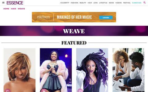 Weave | Essence.com