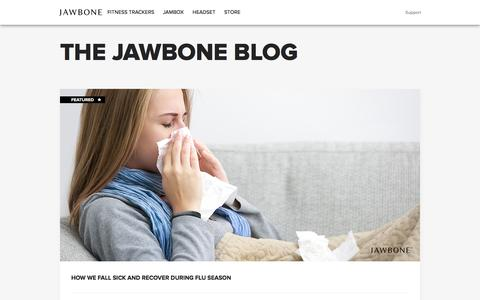 The Jawbone Blog -