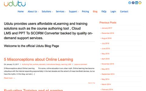 Cloud LMS / Course Authoring / PPT to SCORM Converter / eLearning