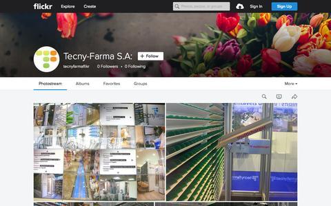 Screenshot of Flickr Page flickr.com - Tecny-Farma S.A: | Flickr - Photo Sharing! - captured Sept. 30, 2015