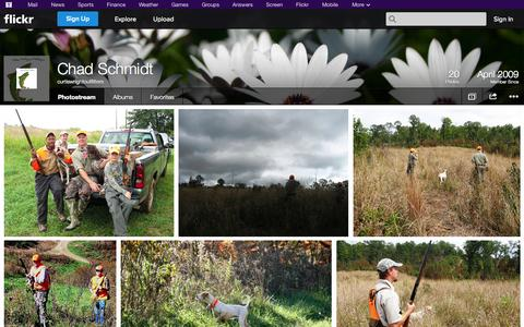 Screenshot of Flickr Page flickr.com - Flickr: curtiswrightoutfitters' Photostream - captured Oct. 23, 2014