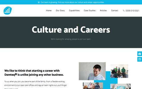 Culture and Careers - Web Design Fareham | SEO Hampshire | Digital Marketing Agency