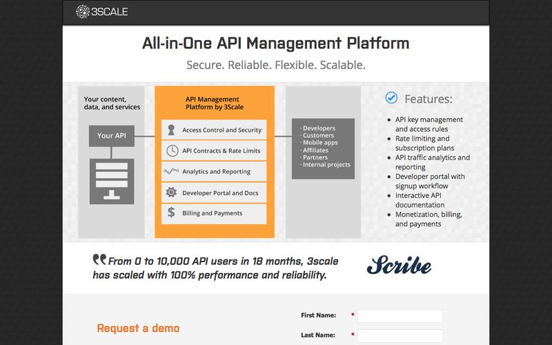 Enterprise API Management Solution