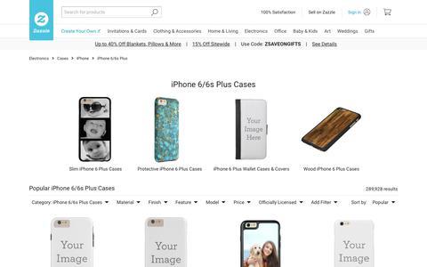 iPhone 6/6s Plus Cases & Covers | Zazzle