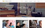 Old Screenshot SWC Technology Partners Blog