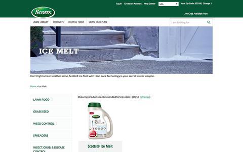 Ice Melt | Scotts
