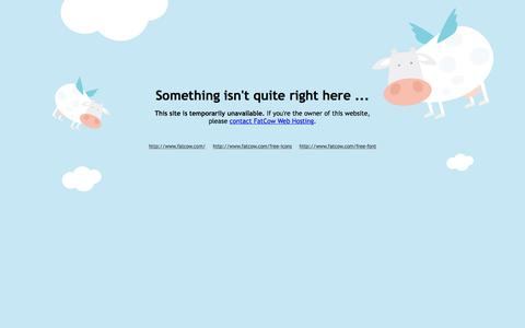 Web Hosting - This site is temporarily unavailable