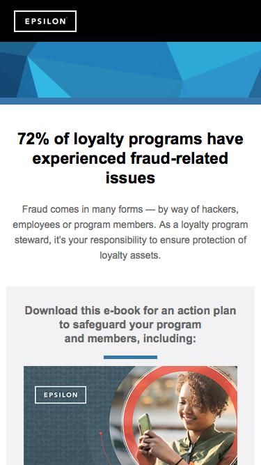 Loyalty Fraud Management