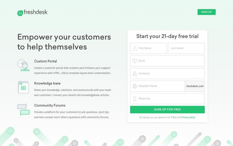 The best Helpdesk Software for your support team   Try Freshdesk