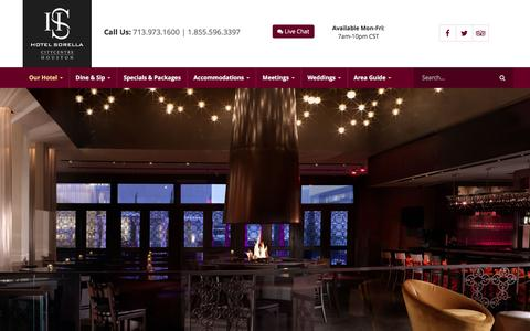 Screenshot of Press Page hotelsorella-citycentre.com - Awards and Press for Hotel Sorella Citycentre - captured March 9, 2016