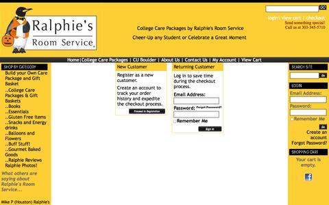 Screenshot of Login Page netsolstores.com - Ralphie's Room Service - Sign In - captured Oct. 10, 2014