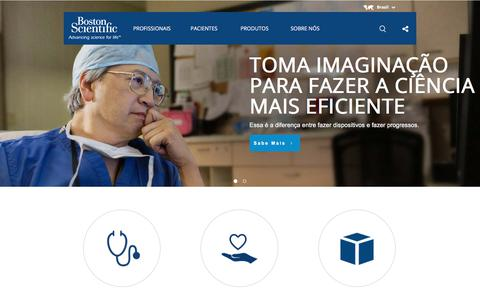 Home  | Boston Scientific