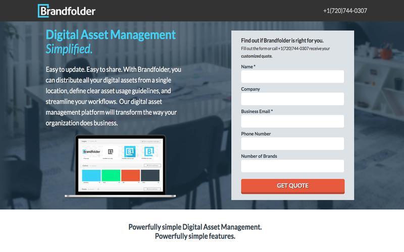 Brandfolder - Digital Assest Management Simplified.