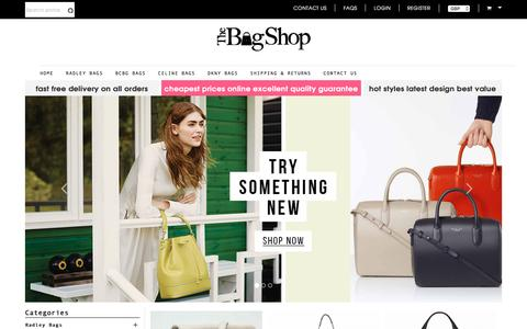 Screenshot of Home Page millermccoy.org - Fabulous Handbags UK   Buy Exclusive Bags Online - Save Up To 65% - captured Nov. 28, 2016