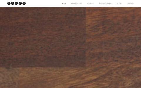 Screenshot of Home Page printedbylemon.com - Printedbylemon - captured Sept. 30, 2014