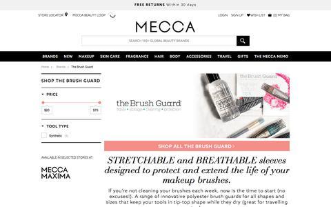 Shop The Brush Guard | MECCA