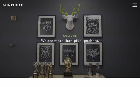 Culture - The Infinite Agency | Marketing & Advertising | Dallas, TX