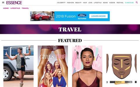 Travel | Essence.com