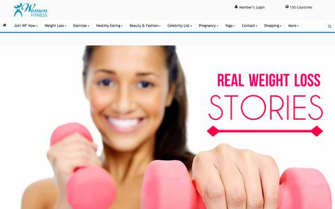 Real Weight Loss Stories - Women Fitness