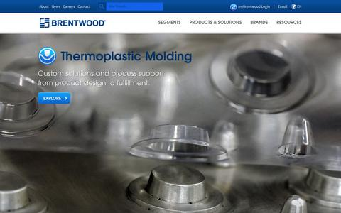 Brentwood Industries | Formed Plastic Solutions