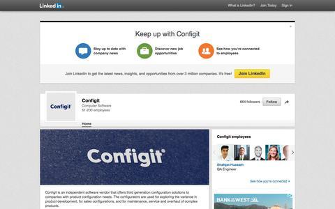 Configit  | LinkedIn