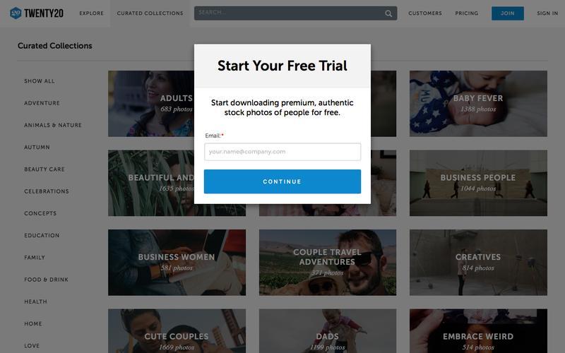 Twenty20 | Start Free Trial for People Stock Photos