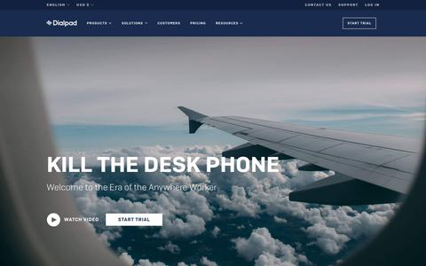 Business Phone System for the Modern Workplace | Dialpad