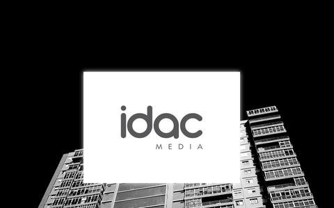 Screenshot of Home Page islaclothing.com - IDAC Media | Websites, mobile, apps and consultancy - captured Oct. 6, 2014