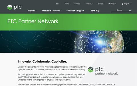PTC Partner Network | PTC