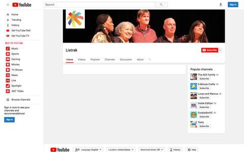 Listrak  - YouTube