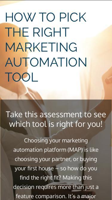 Marketing Automation Platform - Marketing Automation Tools | Act-On