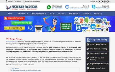 Screenshot of Signup Page ruchiwebsolutions.com - web designing training in hyderabad | web designing training courses in hyderabad | web designing training institute in hyderabad | ui design training in hyderabad | html5 css3 training in hyderabad | Freelance UI or User interface Training in hydera - captured Dec. 17, 2017
