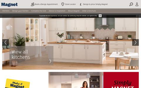 Kitchens, Fitted Kitchens, Magnet
