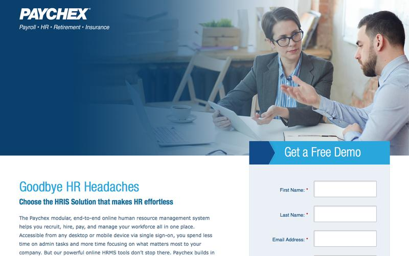 Paychex Makes HR Simpler for Everyone | HRMS