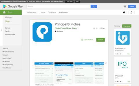 Principal® Mobile - Apps on Google Play
