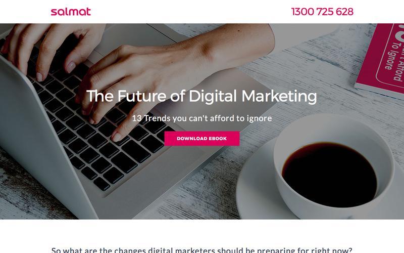 Salmat – The Future of Digital Marketing eBook