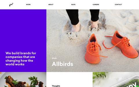 RED ANTLER | Branding Agency