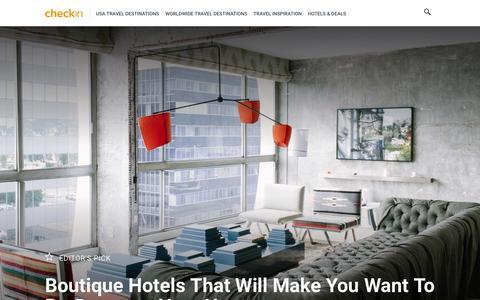 Screenshot of Blog trivago.com - Checkin US - Travel Inspiration and Hotel Deals - captured Aug. 11, 2015