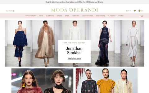 Moda Operandi
