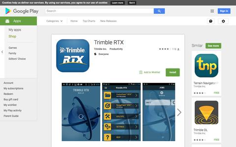 Trimble RTX - Android Apps on Google Play